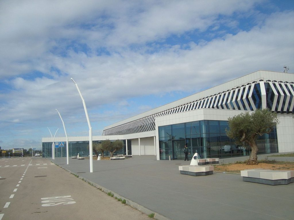 Castellon-Costa Azahar airport