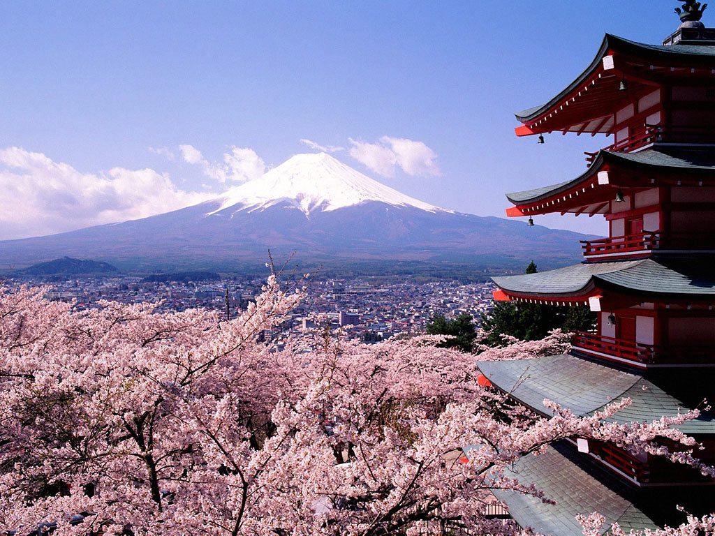 Fuji Mountain, Japan