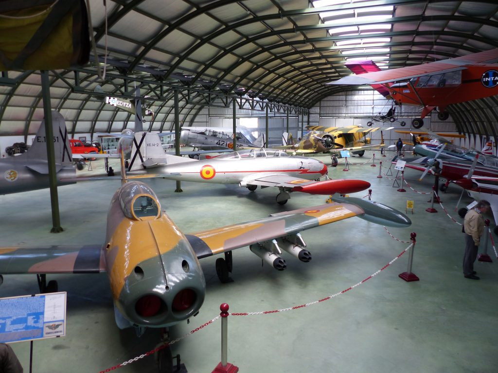 Spain Museums: What You Will Learn From Museo Del Aire