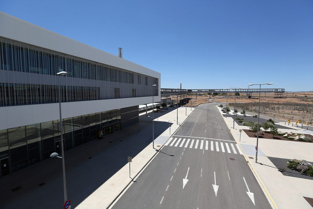 The Astonishing Abandoned Airports In Spain
